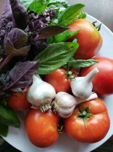 farm grown produce